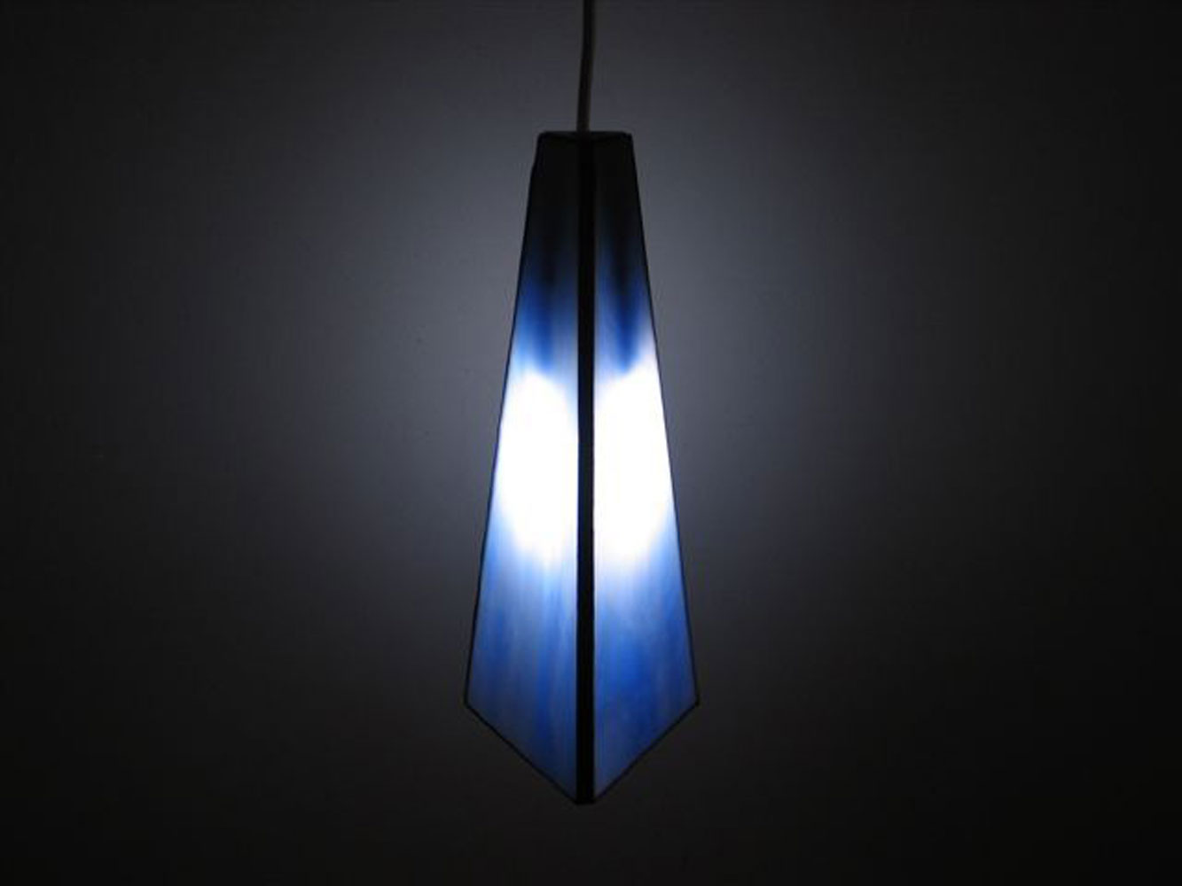 light fixtures- Vitrage pyramid light fixture